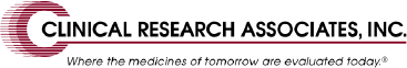 Clinical Research Associates Logo