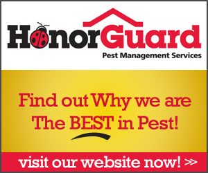 Honor Guard Pest logo